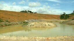 Construção de barragens em Fundão ajuda produtores rurais a enfrentar estiagem no ES