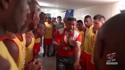CRB na TV - Bastidores de CRB X CSA pela Copa do Nordeste
