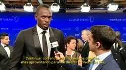 Bolt, Phelps, Micale e Pedro Barros falam da expectativa antes do Prêmio Laureus