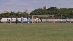 Comercial-SP treina duro para se manter no G-8 da Série A3 do Paulista