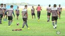 Central enfrenta Salgueiro pelo Campeonato Pernambucano