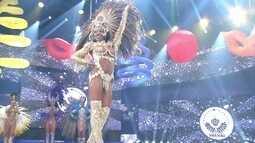 Vanessa Amaral é a quarta finalista do 'Musas do Carnaval'