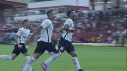 O gol de Audax-SP 0 X 1 Corinthians pelo Campeonato Paulista