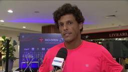 Chaves do Rio Open são sorteadas