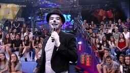 Marco Luque apresenta seu novo personagem Sky Wauker