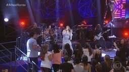 Preta Gil canta seu novo hit 'Eu Quero e Você Quer'