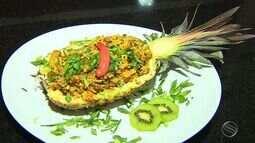 Aprenda a fazer a receita do arroz tailandês