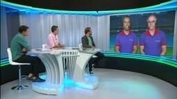 Comentaristas falam sobre empate do Grêmio com o São José em Porto Alegre