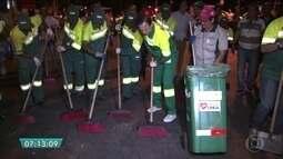Após ruas sujas e congestionamento, Doria admite falhas no carnaval de rua de SP