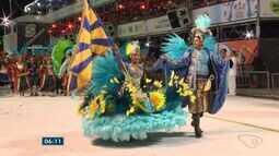 Canaval de Vitória tem desfiles de oito escolas do Grupo de Acesso