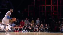 LeBron James vence a jogada da noite do All Star Game 2017