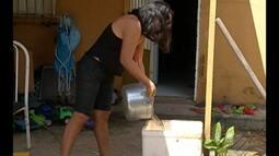 Falta d´água tornou-se rotina para moradores do conjunto Carneirinho, no bairro Coqueiro