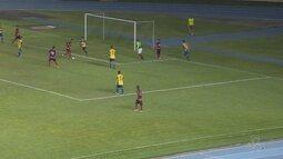 Trem massacra o Nacional por 12 a 0 n Campeonato Sub-17 de Futebol
