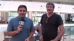 Gato Fernández, pai de goleiro do Botafogo, diz que filho não sentirá pressão no Paraguai