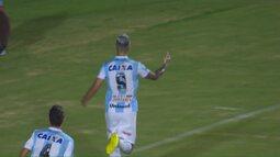 Confira os gols de Londrina 2 x 1 Paraná pela terceira rodada da Primeira Liga