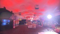 Camarotes oferecem luxo e conforto no carnaval de Salvador