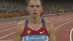 Velocista russa Aleksandra Fedoriva é mais uma a devolver medalha por caso de doping