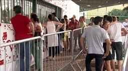 Sambódromo vai receber 30 mil pessoas nos desfiles das escolas de samba