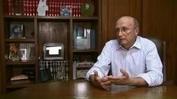 Osmar Serraglio, de Umuarama, é o novo ministro da Justiça