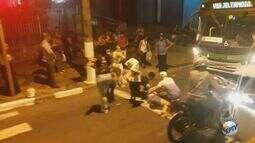 Maior frequência de acidentes em Campinas é no fim de tarde, diz Emdec