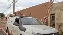 Polícia Civil e Energisa fazem operação para combater furto de energia em Campo Grande