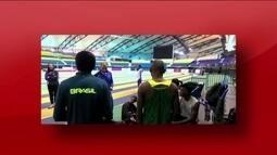Velocistas brasileiros realizam intercâmbio no Catar após vencerem competição de atletismo