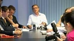 Crespo afirma que herdou prefeitura com dívida de R$ 200 milhões