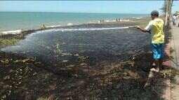 Incêndio atinge vegetação de Marataízes, no Sul do ES