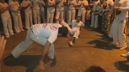 No AP, Festival de Capoeira ensina novas técnica para a modalidade esportiva