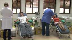 Hemocentro do HU faz plantão pra aumentar estoque de sangue