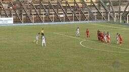 Monte Azul vence na série A3 do Paulista e deixa o Desportivo em situação complicada