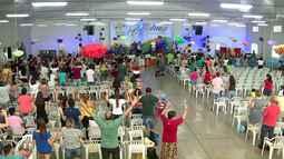 Fiéis aproveitam feriado de carnaval para participar de retiros religiosos