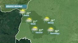 Veja como fica o tempo neste domingo em Cascavel e região