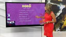 Confira a programação dos circuitos Dodô, Osmar e Batatinha para o domingo (26)