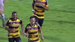 Os gols de Novorizontino 2 x 2 São Paulo pelo Campeonato Paulista