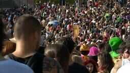 Caxias do Sul tem carnaval com blocos de rua