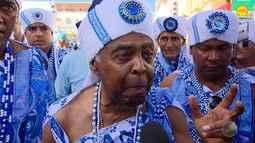 Filhos de Gandhy homenageia Gilberto Gil