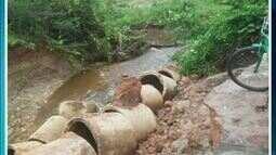 Forte chuva provoca rompimento de rodovia na região norte do Tocantins