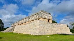 Berço da civilização maia é destaque no especial sobre o México. (Bloco 01)