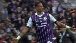 Os gols de Toulouse 1 x 1 Lille pelo Campeonato Francês