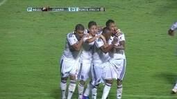 O gol de Ituano 0 x 1 Ponte Preta pela 7ª rodada do Campeonato Paulista