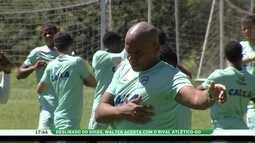 Walter deixa o Goiás e acerta com o Atlético-GO para o Campeonato Brasiliero 2017
