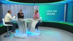Comentaristas falam da eliminação do Vasco na Copa do Brasil