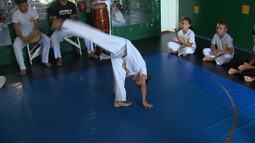 Capoeira que transforma realidades