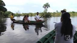Conheça as opções de passeios no inverno amazônico em Santarém