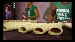 Veja os segredos do preparo da rosquinha de Abaetetuba