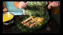 Aprenda a preparar um saboroso mapará recheado com caranguejo