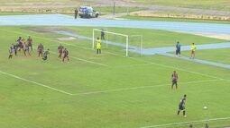 Santos-AP goleia o Fast e vai às quartas de final da Copa Verde pela 1ª vez