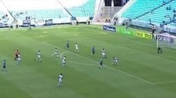 Diogo Olivier comenta empate do Grêmio e diz que é cedo para saber se Barrios dará certo