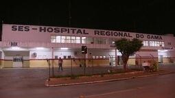 Bebê é jogado dentro do cesto de roupa suja do Hospital do Gama